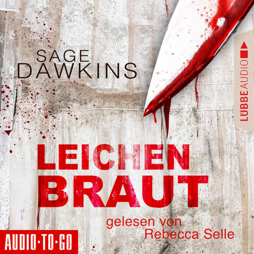 Hoerbuch Leichenbraut - Sage Dawkins - Rebecca Selle