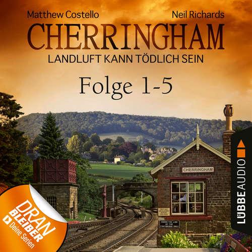 Hoerbuch Cherringham - Landluft kann tödlich sein, Folge 1-5 - Matthew Costello - Sabina Godec