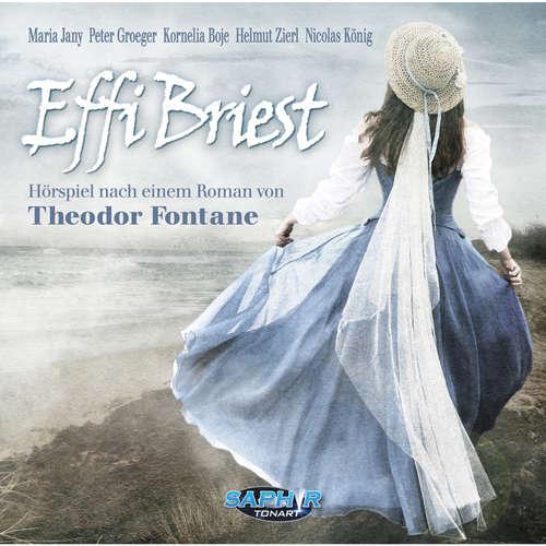 Hoerbuch Effi Briest - Theodor Fontane - Maria Jany