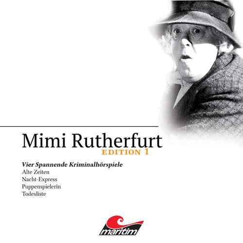 Hoerbuch Mimi Rutherfurt, Edition 1: Vier Spannende Kriminalhörspiele - Maureen Butcher - Gisela Fritsch