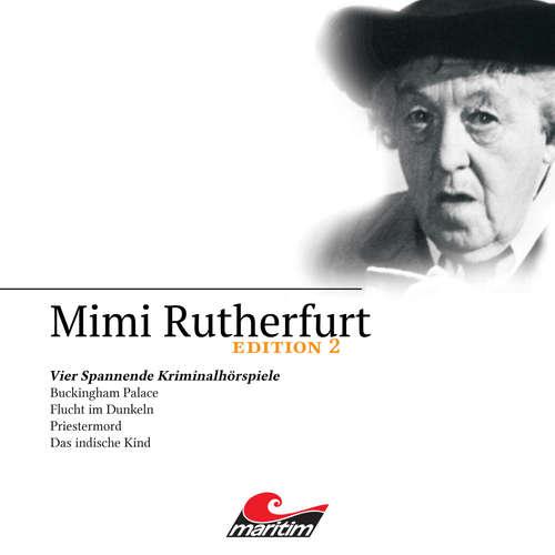 Hoerbuch Mimi Rutherfurt, Edition 2: Vier Spannende Kriminalhörspiele - Ellen B. Crown - Gisela Fritsch