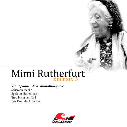 Hoerbuch Mimi Rutherfurt, Edition 3: Vier Spannende Kriminalhörspiele - Maureen Butcher - Gisela Fritsch