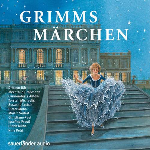Hoerbuch Grimms Märchen - Brüder Grimm - Carmen-Maja Antoni