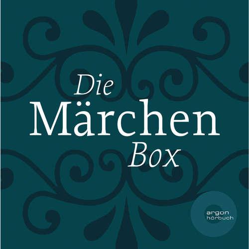 Hoerbuch Die Märchen Box (Andersen, Die Schneekönigin / Hauff, Das kalte Herz / Die schönsten Märchen der Romantik) (Ungekürzte Lesung) - Hans Christian Andersen - Christian Rode