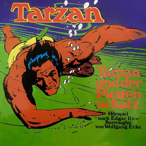 Hoerbuch Tarzan, Folge 2: Tarzan und der Piratenschatz - Edgar Rice Burroughs - Wolfgang Reinsch