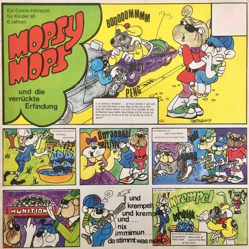 Hoerbuch Mopsy Mops, Folge 3: Mopsy Mops und die verrückte Erfindung - Konrad Halver - Hans Paetsch