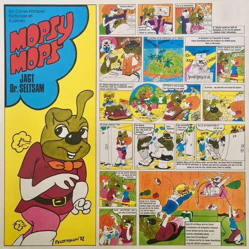 Hoerbuch Mopsy Mops, Folge 4: Mopsy Mops jagt Dr. Seltsam - Konrad Halver - Erich Uhland