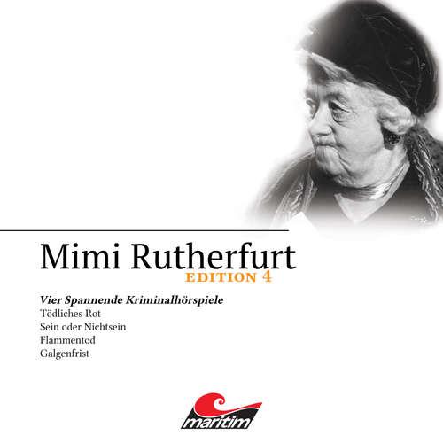 Hoerbuch Mimi Rutherfurt, Edition 4: Vier Spannende Kriminalhörspiele - Ben Sachtleben - Gisela Fritsch