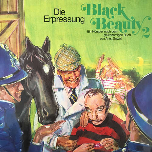 Hoerbuch Black Beauty, Folge 2: Die Erpressung - Anna Sewell - Paul Edwin Roth
