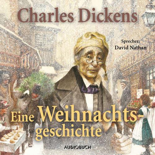 Hoerbuch Eine Weihnachtsgeschichte - Charles Dickens - David Nathan