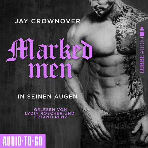 Hoerbuch In seinen Augen - Marked Men, Band 1 - Jay Crownover - Lydia Roscher