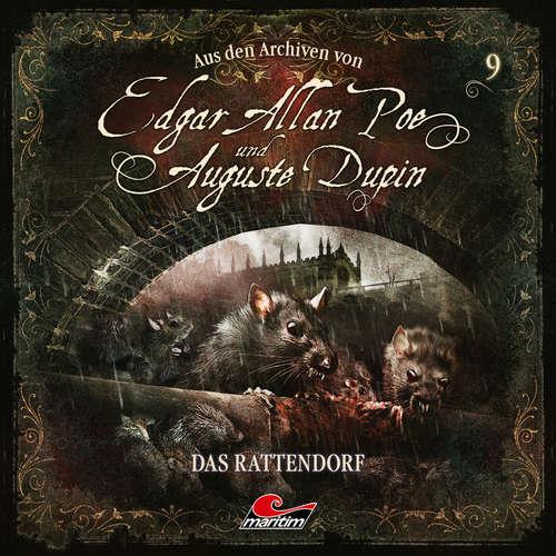 Hoerbuch Edgar Allan Poe & Auguste Dupin, Aus den Archiven, Folge 9: Das Rattendorf - Edgar Allan Poe - Douglas Welbat