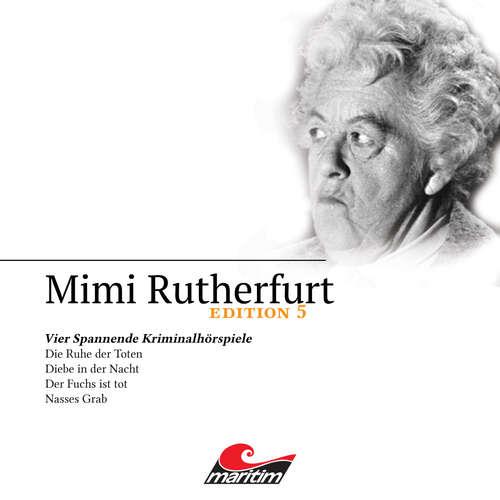 Hoerbuch Mimi Rutherfurt, Edition 5: Vier Spannende Kriminalhörspiele - Maureen Butcher - Gisela Fritsch