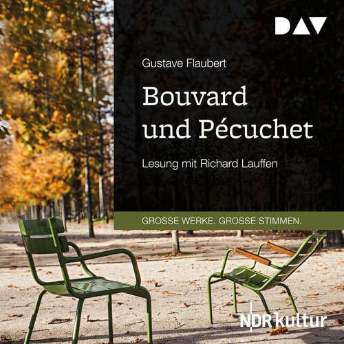 Hoerbuch Bouvard und Pécuchet - Gustav Flaubert - Richard Lauffen