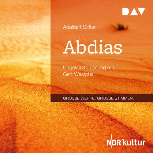 Hoerbuch Abdias - Adalbert Stifter - Gert Westphal