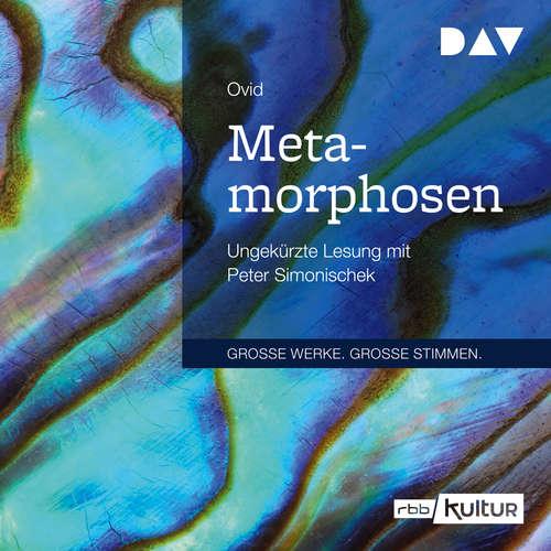 Hoerbuch Metamorphosen -  Ovid - Peter Simonischek