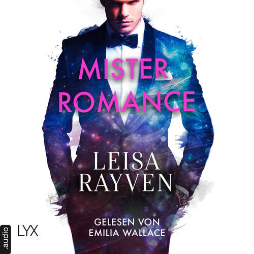 Hoerbuch Mister Romance - Masters of Love, Teil 1 - Leisa Rayven - Emilia Wallace