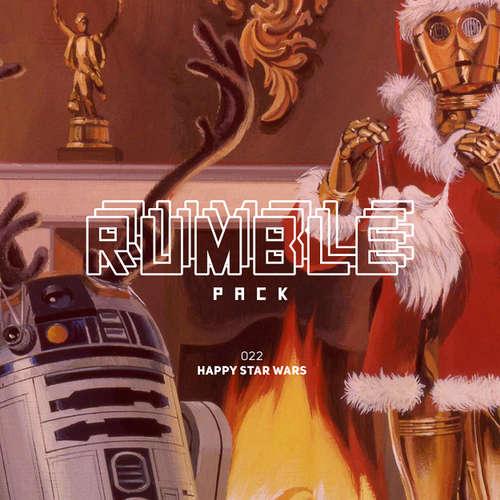 Hoerbuch Rumble Pack - Die Gaming-Sendung, Folge 22: Happy Star Wars - Julian Laschewski - Julian Laschewski
