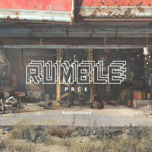 Hoerbuch Rumble Pack - Die Gaming-Sendung, Folge 21: Radio Nuklear - Julian Laschewski - Julian Laschewski