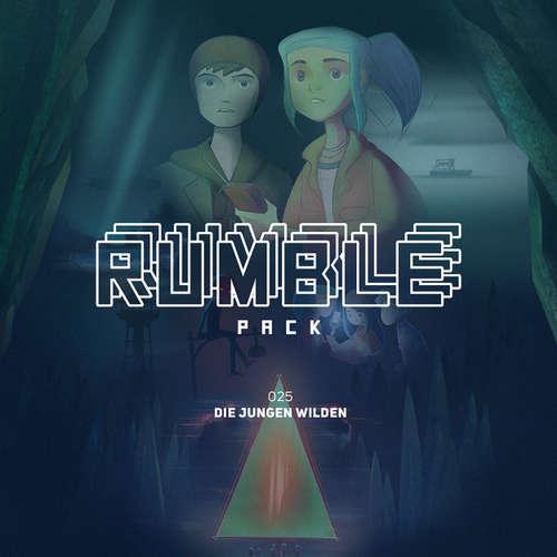 Hoerbuch Rumble Pack - Die Gaming-Sendung, Folge 25: Die jungen Wilden - Julian Laschewski - Julian Laschewski