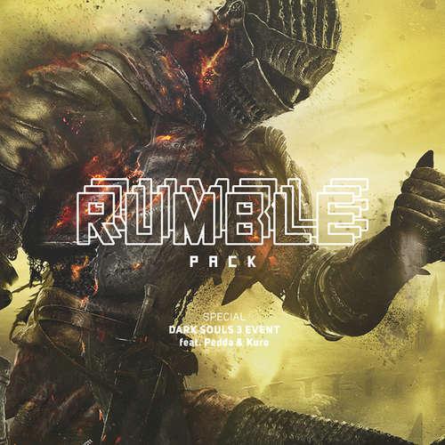 Hoerbuch Rumble Pack - Die Gaming-Sendung, Rumble Pack Special #02 - Dark Souls 3 Event - Julian Laschewski - Julian Laschewski