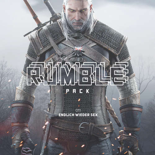 Hoerbuch Rumble Pack - Die Gaming-Sendung, Folge 11: Endlich wieder Sex - Julian Laschewski - Julian Laschewski