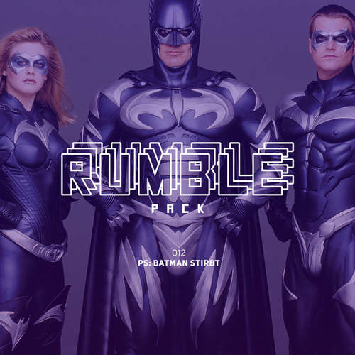 Hoerbuch Rumble Pack - Die Gaming-Sendung, Folge 12: PS: Batman stirbt - Julian Laschewski - Julian Laschewski
