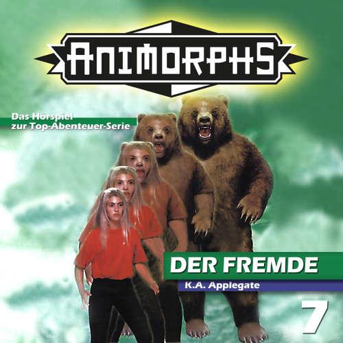 Hoerbuch Animorphs, Folge 7: Der Fremde - Peter Mennigen - Christian Stark