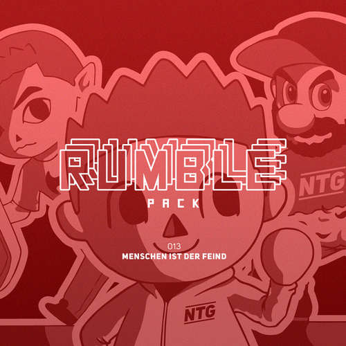 Rumble Pack - Die Gaming-Sendung, Folge 13: Menschen ist der Feind