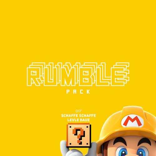 Hoerbuch Rumble Pack - Die Gaming-Sendung, Folge 17: Schaffe Schaffe Levle baue - Julian Laschewski - Julian Laschewski