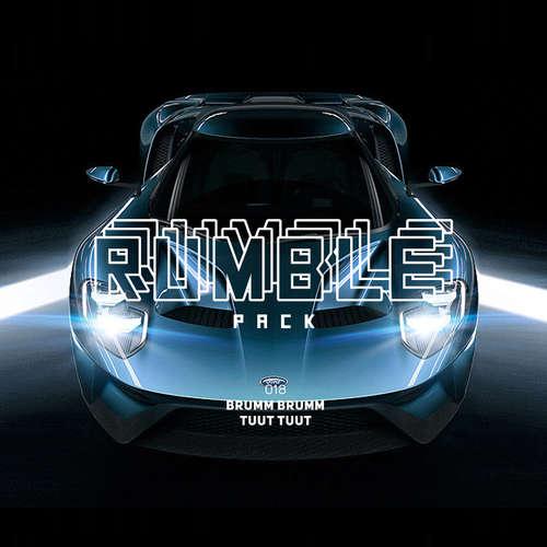 Hoerbuch Rumble Pack - Die Gaming-Sendung, Folge 18: Brumm Brumm Tuut Tuut - Julian Laschewski - Julian Laschewski