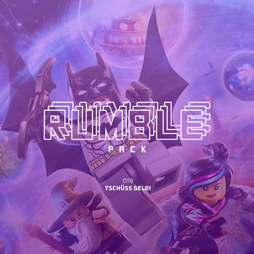 Hoerbuch Rumble Pack - Die Gaming-Sendung, Folge 19: Tschüss Geld! - Julian Laschewski - Julian Laschewski