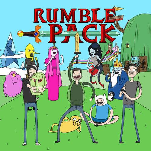 Hoerbuch Rumble Pack - Die Gaming-Sendung, Rumble Pack Special #01 - Adventure Time - Julian Laschewski - Julian Laschewski