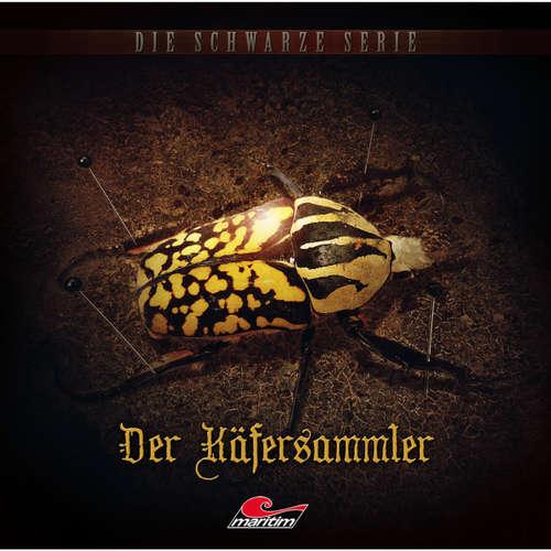 Hoerbuch Die schwarze Serie, Folge 8: Der Käfersammler - Claus Brenner - Peter Lontzek