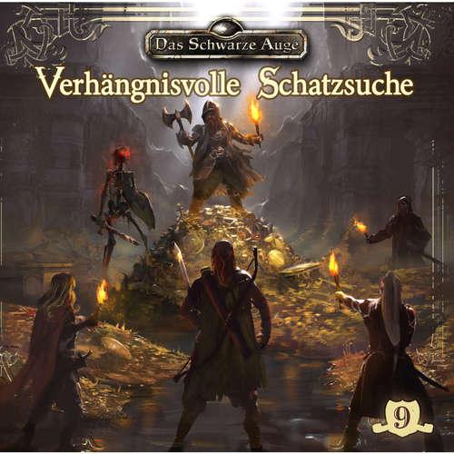 Hoerbuch Das schwarze Auge, Folge 9: Verhängnisvolle Schatzsuche - Markus Topf - Claus-Peter Damitz
