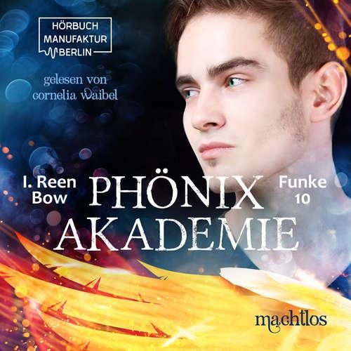 Hoerbuch Machtlos - Phönixakademie, Band 10 - I. Reen Bow - Cornelia Waibel