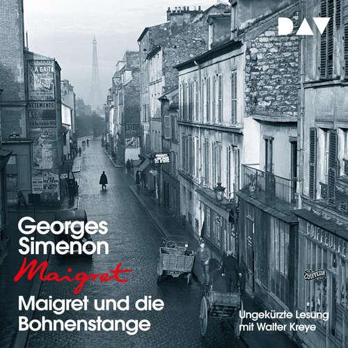 Hoerbuch Maigret und die Bohnenstange - Georges Simenon - Walter Kreye
