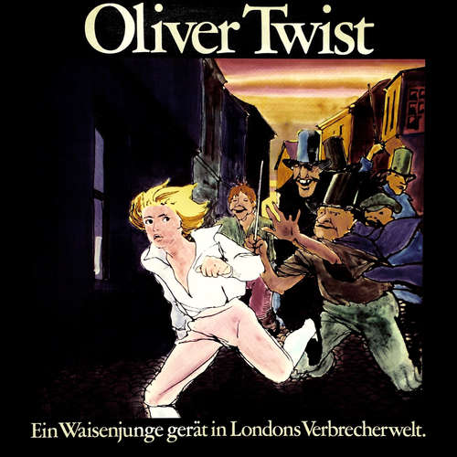 Hoerbuch Charles Dickens, Oliver Twist - Charles Dickens - Thomas Hinck