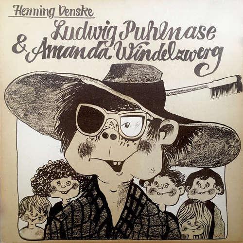 Hoerbuch Henning Venske, Ludwig Puhlnase & Amanda Windelzwerg - Henning Venske - Sven Plate
