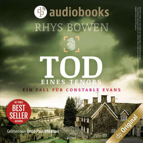 Hoerbuch Tod eines Tenors - Ein Fall für Constable Evans-Reihe, Band 3 - Rhys Bowen - Omid-Paul Eftekhari