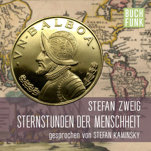 Hoerbuch Sternstunden der Menschheit - Stefan Zweig - Stefan Kaminsky