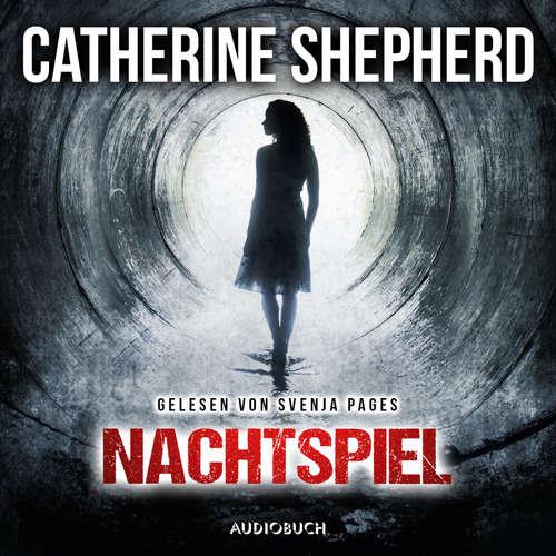 Hoerbuch Nachtspiel - Ein Fall für Julia Schwarz, Band 2 - Catherine Shepherd - Svenja Pages