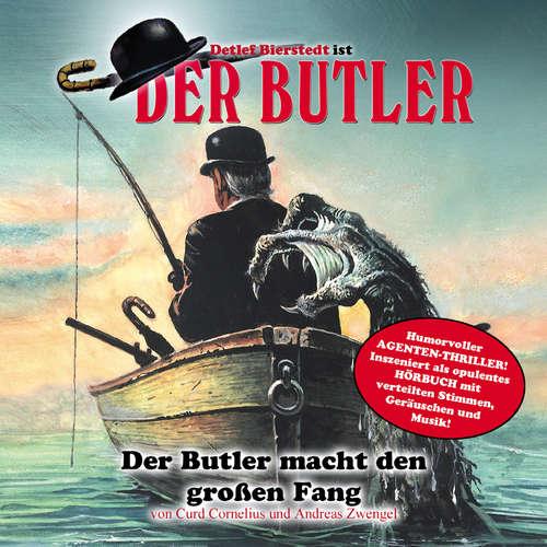 Hoerbuch Der Butler, Der Butler macht den großen Fang - Curd Cornelius - Helmut Winkelmann
