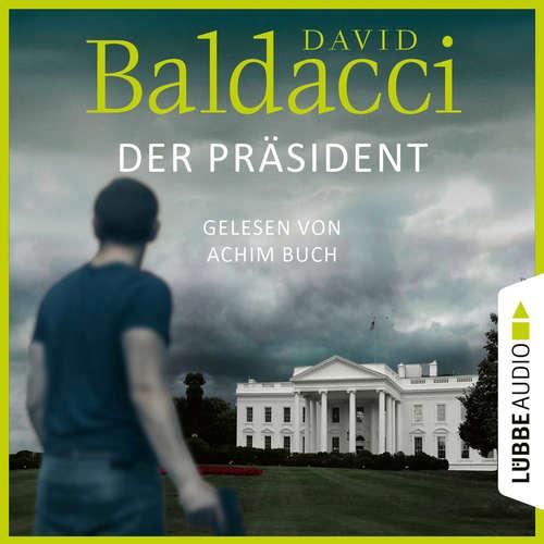 Hoerbuch Der Präsident - David Baldacci - Achim Buch