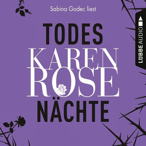 Hoerbuch Todesnächte - Die Baltimore-Reihe, Teil 6 - Karen Rose - Sabina Godec