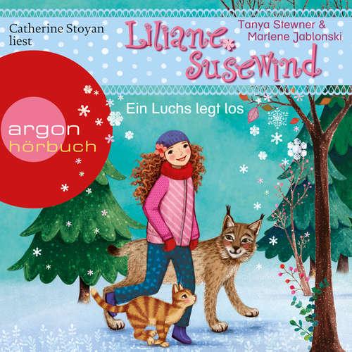 Hoerbuch Ein Luchs legt los - Liliane Susewind, Band 12 - Tanya Stewner - Catherine Stoyan