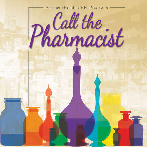 Audiobook Call the Pharmacist (Abridged) - Elizabeth Roddick - Lorraine Mcintosh