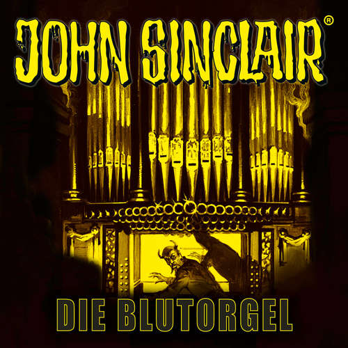 Hoerbuch John Sinclair, Sonderedition 14: Die Blutorgel - Jason Dark - Dietmar Wunder
