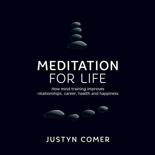 Audiobook Meditation for Life - Justyn Comer - Justyn Comer