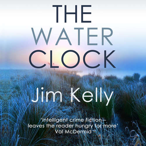 Audiobook The Water Clock - Dryden Mysteries, Book 1 - Jim Kelly - Peter Silverleaf
